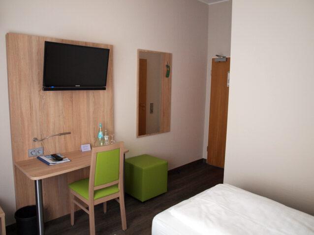 Einzelzimmer Nr.11 mit TV
